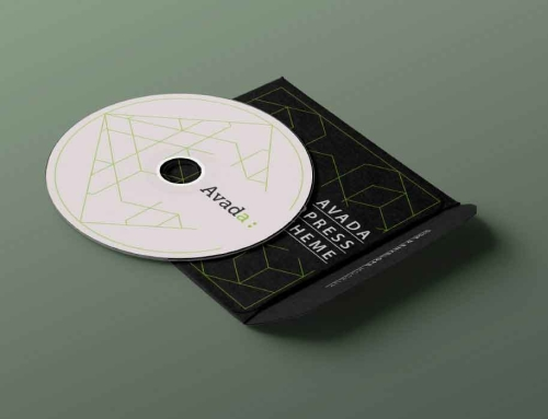 CD Label Design